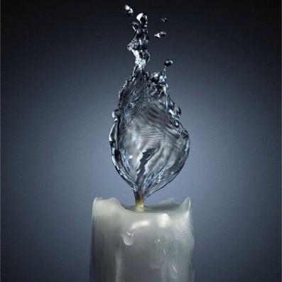 вода помогает сжигать жиры