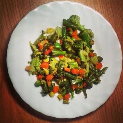 вегетарианская диета для очищения организма меню