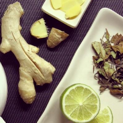 чай для похудения состав в домашних условиях